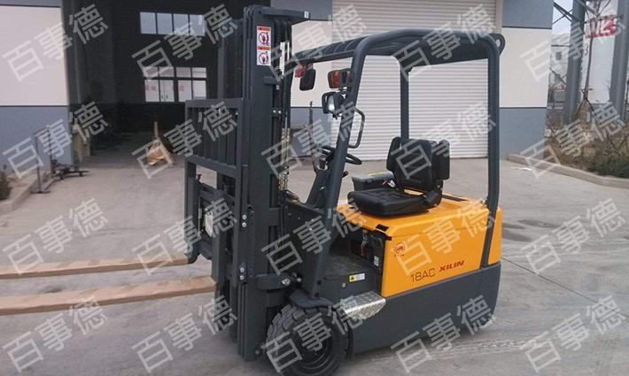 CPD20SA-18三支点电动叉车